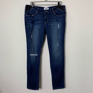 Paige Jimmy Jimmy Skinny Maternity Jeans 045